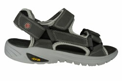 HI-TEC V-Lite Walk-Lite Ranger charcoal/black/red Mens Sandals 07.0
