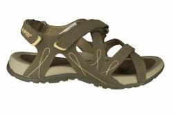 HI-TEC Waimea Falls taupe/golden haze Womens Sandals 06.0