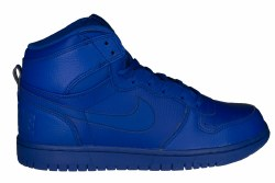 NIKE Big Nike High royal/royal/white Mens Basketball Shoes 08.0