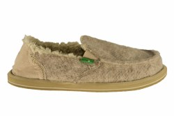 SANUK Kimbrrr tan Women's Sidewalk Surfers 06