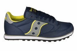 SAUCONY Jazz Low Pro navy Mens Lifestyle Shoes 08.0