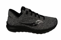 SAUCONY Kineta Relay marl/black Mens Running Shoes 08.5