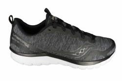 SAUCONY Liteform Feel black/white Mens Running Shoes 09.0