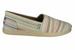 SKECHERS Bobs Chill-Sunsetters navy/multi Womens Lifestyle Shoes 07.0