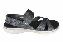 SKECHERS H2 Goga-Bountiful navy/grey Womens Sandals 07.0