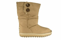 SKECHERS Keepsakes-Boiling Point sand Womens Boots 09.5