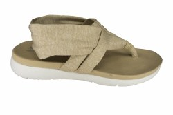 SKECHERS Microburst-Bigshots taupe Womens sandals 09.0