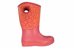 SKECHERS Puddle Princess-Puddle Jumpers pink/orange Little Kid's Boots 2.0