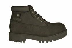 SKECHERS Sergeants-Verdict black Men's Casual Boots 08.5