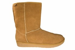 SKECHERS Shelbys-Moscow chestnut Womens Boots 07.5
