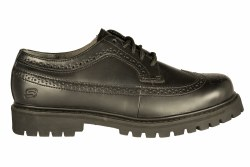SKECHERS Tom Cats black Men's Casual Dress Shoes 08.5