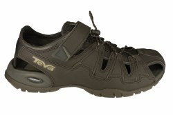 TEVA Dozer 4 black/olive Mens Sandals 07.5