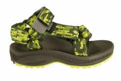 TEVA Hurricane 2 camo/green Toddlers River Sandals 04