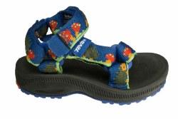 TEVA Hurricane 2 hedgehogs blue Toddlers Water Sandals 04