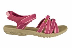 TEVA Tirra cactus flower Big Kid's Water Sandals 4