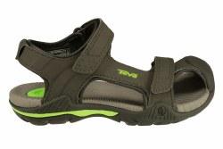 TEVA Toachi 2 stone grey Little Kid's Water/Sport Sandals 1