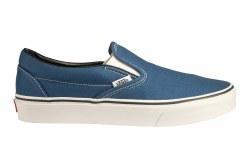 VANS Classic Slip-On navy Unisex Skate Shoes 07