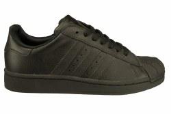 Adidas Kids Superstar 2 Black Black Classic Kids Adidas2.0