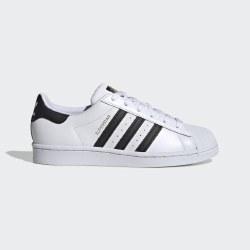 Adidas Superstar Womens White Black White 06.0