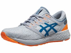 Asis Roadhawk FF 2 Twist Grey Sapphaire super light eight running shoes from Asics09.0