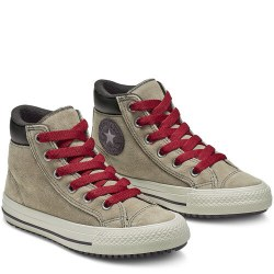Converse All Star Boots Mason Taupe Back Alley Brick 012.