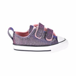 Converse CT V2 Ox Coastal Pink Silver White Toddlers05.0