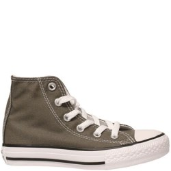 Converse Chuck Taylor All Star Hi Charcoal Youth Sizes 012