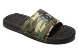 DC Bolsa Slide Sandal Black Camoflage BCM07.0