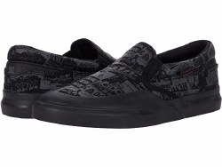 DC Infinites Slip On Skate Shoes colab With AC/DC08.0