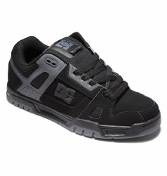 DC Stag Black battleship  Iconic Style From DC Shoe08.0