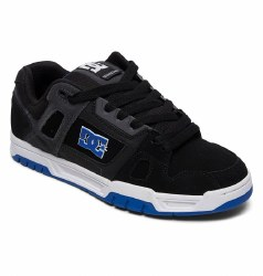 DC Stag Black Blue , Iconic DC Style09.5