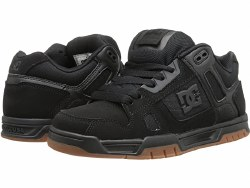 DC Stag Black Gum Classic DC Style With Gum Sole08.0