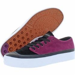 DC Mens T Funk LO S Black Purple08.5