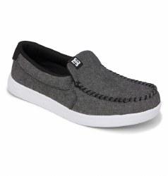 DC Villian 2  Slip On Skate Shoes  06.5