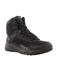 Fila Chastizer Work Boot Lace up Closure with high ankle support and side Zipper closure 09.0