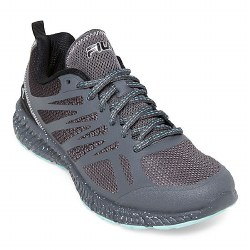 Fila Mens Running Shoes Breathable Mesh Upper with Stabilizing Synthetic Overlays  Memory Foam Insoles 08.