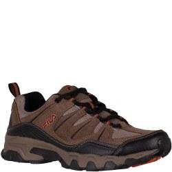 Fila Mens Hiker   Midland Low Brown Orange08.0
