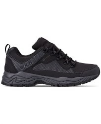 Fila Switchback 2 Black Ash waterproof Trail ready Sneaker boots are sure to become your go to choice for hitting the trails08.0