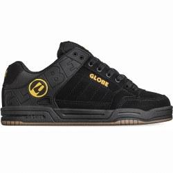 Globe Tilt Classic Colorway Black Caramello Skate Shoes 09.0