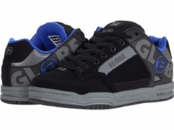 Globe Tilt Black Carbon Blue Mens Skate Shoes Classic Iconic Style from Globe08.5