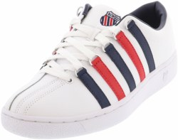 Kswiss Classic 2000 White Red Blue Classic VN Kswiss 10.0