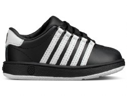 Kswiss Classic VN Toddlers Black White Classic Kswiss styles for  toddlers  07.