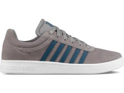 Kswiss Court Cheswick Suede Stingray Blue08.0