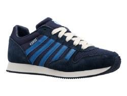 Kswiss Granada Mens Retro Running Shoes Outerspace Dark Blue 08.5