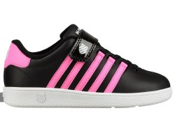 Kswiss Kids Classic VN Black Hot Pink011.0