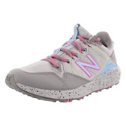 New Balance Girls All Terrain Pink Grey 4.0
