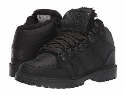 Osiris Convoy Boot Military Black Skate inspired winter months stylish classic 09.5