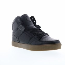 Osiris NYC 83 VLC DCN Black Dark Gum Classic Skate Hi Top From osiris , Iconic5.0