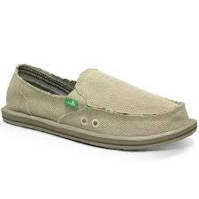 Sanuk Donna Hemp Natural . Name Brands,Low Prices , quility Slip On side walk surfers.06.0