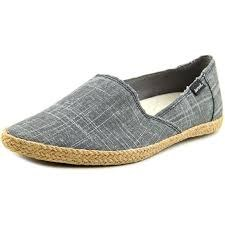 Sanuk Katalina Womens Dark Charcoal.  Brand Names, Low Prices , Slip On Womens Shoes06.5